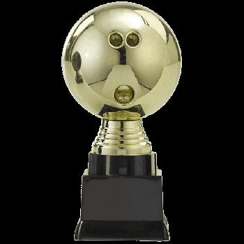 Trofee Sverre bowling goud