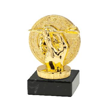 Trofee Juno darts goud