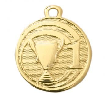 Medaille Oslo nr. 1 goud