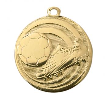 Medaille Oslo voetbal goud