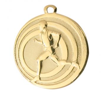 Medaille Oslo hardlopen goud