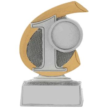 Trofee Liz nummer 1 goud