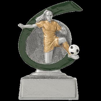 Trofee Liz damesvoetbal