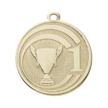 Medaille Praag goud nummer 1