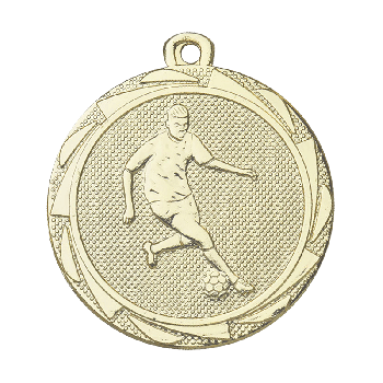 Medaille Londen voetbal heren goud