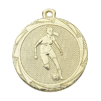 Medaille Londen damesvoetbal goud