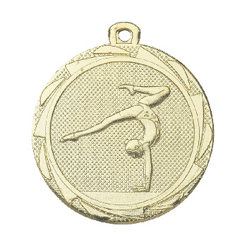 Medaille Londen turnen goud