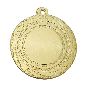 Medaille Barcelona goud